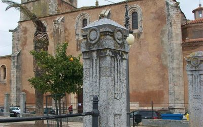 Ermita de Ara- Santos de Maimona- Capricho de Cotrina