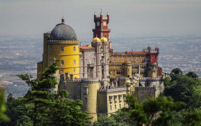 Viaje a Sintra – 26 Abril 2020