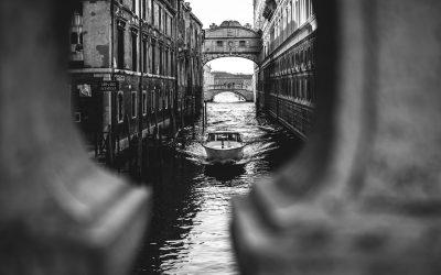 Italia Clásica en Barco